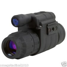Sightmark Ghost Hunter 2x24 Night Vision SM14071 & Free Rifle Scope Rail Mount