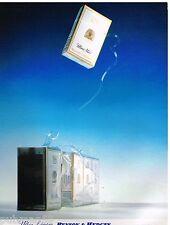 Publicité Advertising 1989 Les Cigarettes Ultra Légères Benson & Hedges