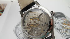 ANTIQUE  RARE 17J IWC CAL 97  SWISS MADE 45mm CASE  SAPPHIRE GLASS