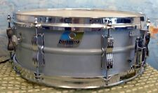 1970's Ludwig Acrolite Snare 14 x 5 - Look!