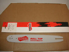 "14"" WINDSOR ROLL TOP MINI 14MXL50SSR Chainsaw Bar.91,050,53DL.OREGON 140DGEA061"