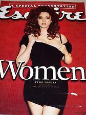CHRISTINA HENDRICKS Esquire Magazine May 2010 Women Issue