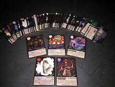 SPELLFIRE-Underdark-Complete Set 1-100 - CARD GAME