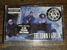 Street Mentality Town I Live In SEALED! private random g-rap g-funk gangsta RARE