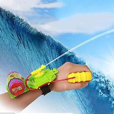 Wrist Water Spray Swimming Beach Water Gun Toy Christmas Birthday Kid Gift HOT