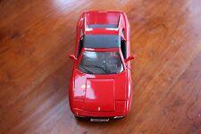 Maisto, Ferrari 348 ts (Targa), 1:18 scale, Diecast, MINT RED