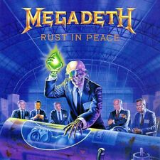 Megadeth 'Rust In Peace' Vinyl - NEW