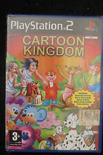 PS2 : CARTOON KINGDOM - Nuovo, risigillato!  Da Phoenix Games !
