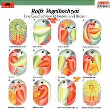 Rolf Zuckowski Rolfs Vogelhochzeit 12 Lieder zum Mitspielen 1xCD Neu+in Folie#L2