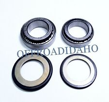 STEERING STEM HEAD BEARING SEAL KIT KAWASAKI KZ550A KZ650 B/F KZ650E KZ650H CSR