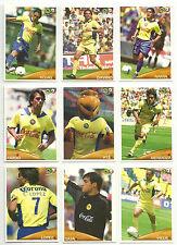 2004-05 Soccer Cards Liga MX Lot #01 Mexico América Chivas Guadalajara Cruz Azul