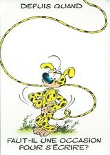 "CPM - Card Postal MARSUPILAMI - "" DEMONSTRATES by FRANQUIN "" ED TOUCAN - Ref 33"
