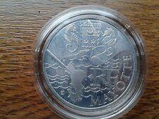 france 10 euros argent 2011 mayotte (drapeau)
