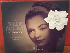 Lara Downes - A Billie Holiday Songbook (CD, Digipak, 30026) LIKE NEW L1165