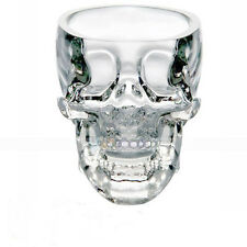 Glass Skull Shot Glasses - Authentic Crystal Head Vodka (Dan Akroyd) CASE OF 56