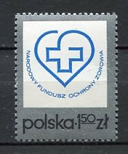 35887) POLAND 1975 MNH** National Fund for Health Protection