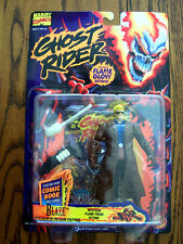 "1995--GHOST RIDER ""Blaze"" (Action figure) by Toy Biz [NIP]"