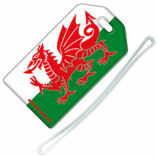 Stray Decor (Welsh) Luggage Tag / Travel ID Label