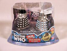 Underground Toys Doctor Who 3.75″ Dalek 2-Pack Dalek Collector Set #2