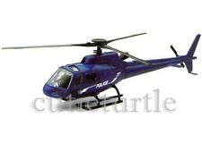 New Ray Sky Pilot Eurocopter AS350 Police Helicopter 1:43 Blue 26093A