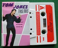Tom Jones First Hits inc What's New Pussycat + Cassette Tape - TESTED