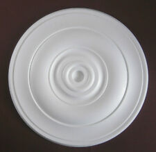 Ceiling Rose Size 400mm - 'Osborne 2' Lightweight Polystyrene *P&P Combined*