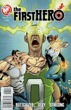 F1rst Hero #4 (of 4) Comic Book 2014 Danger Zone - Action Lab