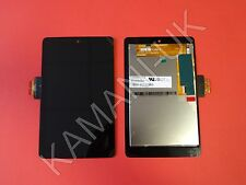 Para Google Nexus 7 Tablet 1st Gen Lcd Touch Screen Digitalizador Asamblea Replacemen