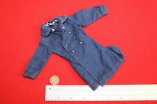 ORIGINAL VINTAGE ACTION MAN FRENCH FOREIGN LEGION DARK BLUE GREATCOAT CB23867