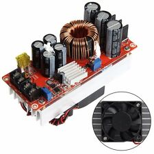 1500W 30A DC Boost Converter Step-up Power Constant Current Module Supply Module