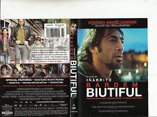 Biutiful-2010-Javier Bardem-Mexico Movie-DVD