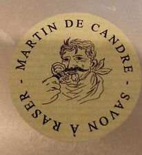 Martin de Candre Fougere shaving soap sample 15g 1/2oz Savon a Raser