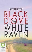 Black Dove, White Raven by Elizabeth Wein (2016, CD, Unabridged)