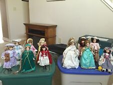 Danbury Mint Storybook Collection Instant Porcelain Doll Collection