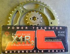 Hyosung United Motors X-ring Chain and Sprocket Kit Front Rear GT650 GT650R