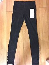 BNWT! Lululemon Speed Tight Fullux Wunder Under Pant in Black Camo Size 2 XXS