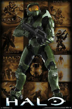 2014 MICROSOFT HALO KEY ART GRID VIDEO GAME POSTER 22x34 NEW FREE SHIPPING