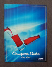 G149-Advertising Pubblicità-1982 - CAMPARI SODA