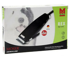 New Moser 1230 REX Professional Corded Animal clipper Cat Dog 220-240V