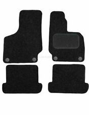 Audi TT Tailored Car Mats Set of Four (06 onwards) - Black