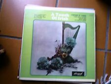 LP A TOUCH OF IRISH SYMPHONY OF STRINGS ALLEGRO UK EX+/EX/EX+