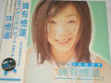 Sandy Lam 林憶蓮 Hold me BEST Selection & LIVE 2 CDs 24 Tracks NEW cd996