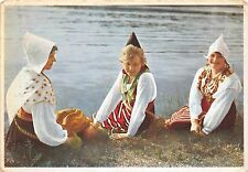 bc65732 Sweden Dalarna Folk Folklore Type Costume Dance