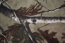 """Realtree AP 2 Way Stretch Hunting 67"""" Wide Camouflage T-Shirt Performance Fabric"""