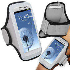 Sports Armband Jogging Case Grey Run Protector for iPhone 6 6s Amazon Fire Phone