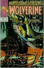 Marvel Comics Presents # 141 (Wolverine, Ghost Rider, Iron Fist) (Estados Unidos, 1993)