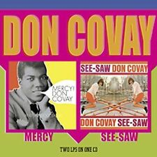 Mercy!/Seesaw by Don Covay/Don Covay & the Goodtimers (CD, Oct-2000, Koch...