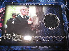 HARRY POTTER POA AZKABAN COSTUME CARD 464/628 DRACO MALFOY ROBE AUTHENTIC MINT