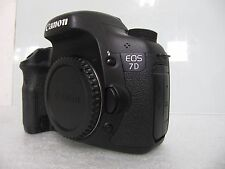 Canon EOS 7D 18.0 MP Digital SLR Camera - Black (Body Only)/;'[1]