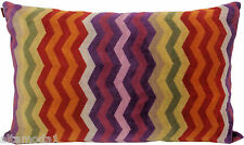 MISSONI HOME COLLEZIONE CHEVRON CUSCINO OURDOOR FILLING PILLOW PETE 159 40x60cm